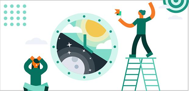 Cómo entender el ciclo del mercado de valores con un reloj